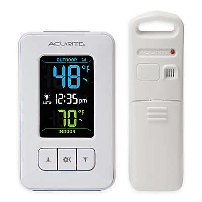 AcuRite® Digital Thermometer with Color Display