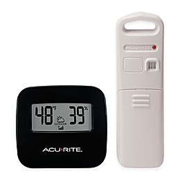 AcuRite® Wireless Digital Thermometer with Humidity