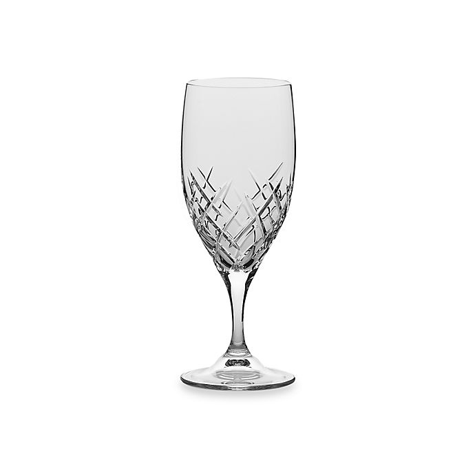 Alternate image 1 for Vera Wang Wedgwood® Duchesse Encore 14-Ounce Iced Beverage Glass