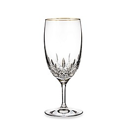 Waterford® Lismore Essence Gold Iced Beverage Glass