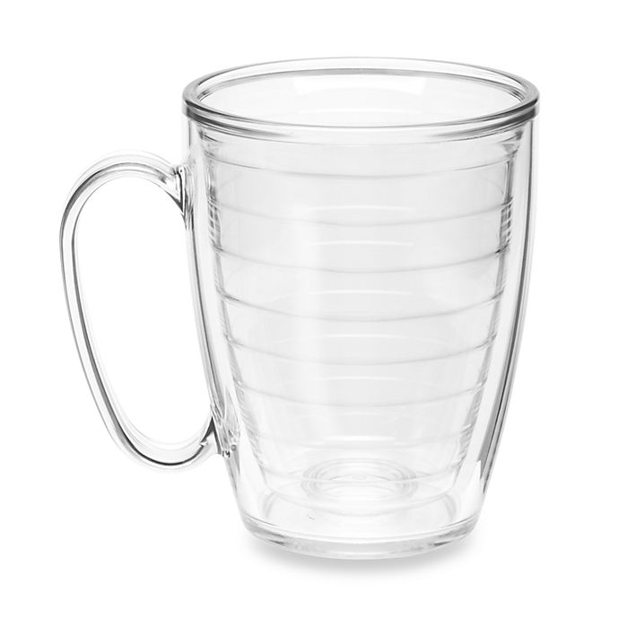 Alternate image 1 for Tervis® 15 oz. Clear Mug