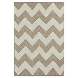 Capel Rugs Elsinore-Chevron Indoor/Outdoor Rug