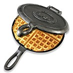 Rome Industries® Old Fashioned Cast Iron Waffle Iron