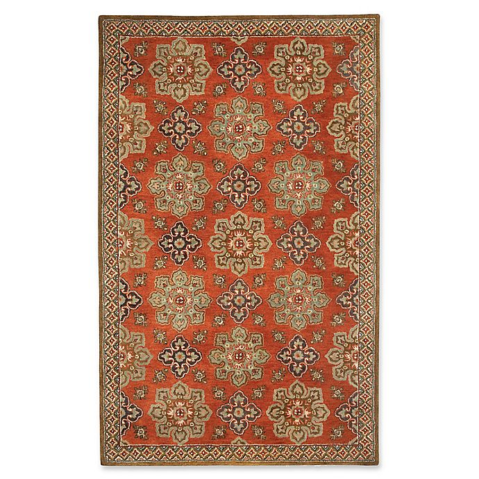 Alternate image 1 for Capel Rugs Biltmore Yates 5' x 8' Area Rug in Chestnut