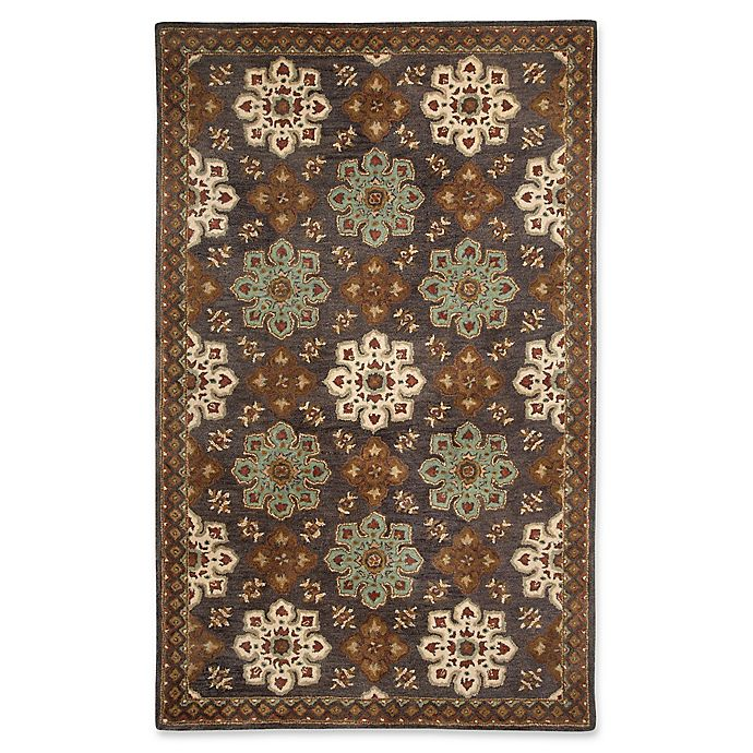 Alternate image 1 for Capel Rugs Biltmore Yates 5' x 8' Hand Tufted Area Rug in Ash