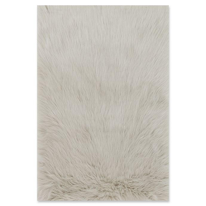 Alternate image 1 for Loloi Rugs Danso 2' x 3' Shag Accent Rug in Stone