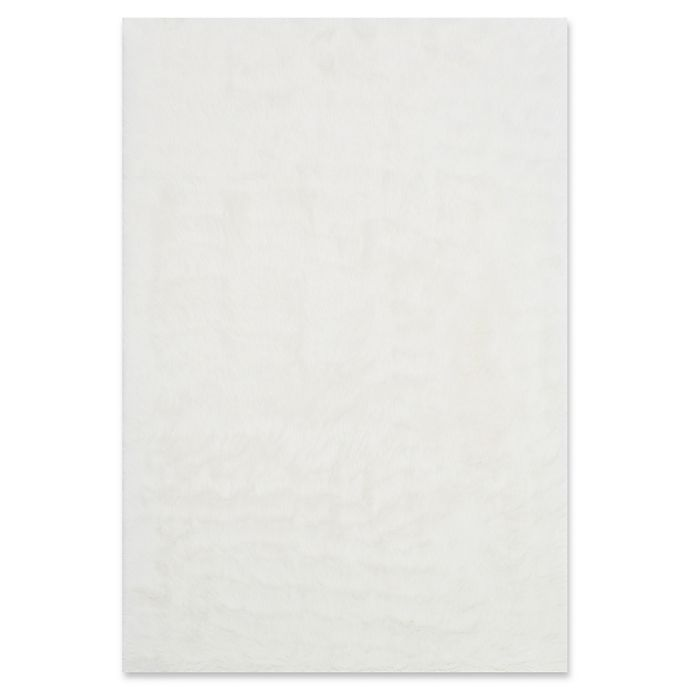 Alternate image 1 for Loloi Rugs Danso 2' x 3' Shag Accent Rug in Ivory