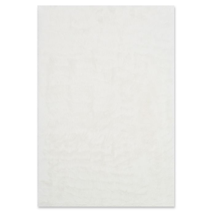 Alternate image 1 for Loloi Rugs Danso 7'6 x 9'6 Shag Area Rug in Ivory
