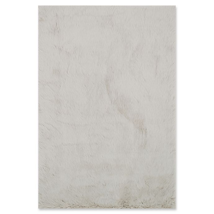 Alternate image 1 for Loloi Rugs Danso 7'6 x 9'6 Shag Area Rug in Stone