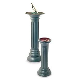 Rome Industries® Cast Iron Column Sundial Pedestal