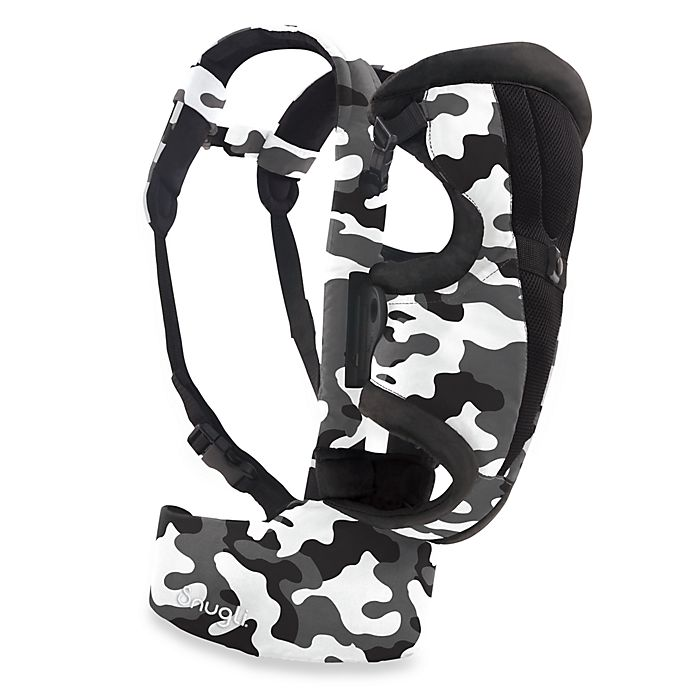 Snugli Front And Back Baby Carrier Camouflage Buybuy Baby