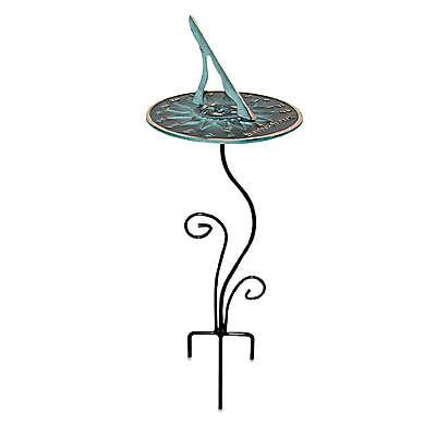 Rome Industries® Flowerbed Sundial Pedestal Base