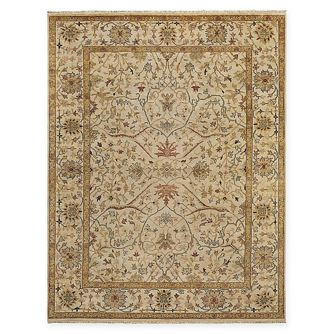 Alternate image 1 for Capel Rugs Brandon 8'6 x 11'6 Area Rug in Yellow/Beige