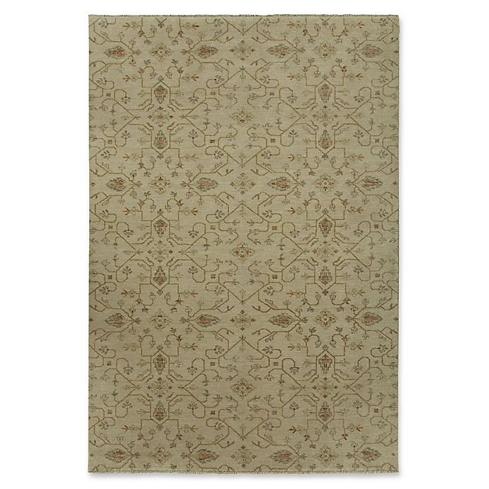 Alternate image 1 for Capel Rugs® Heavenly 9' x 12' Hand Knotted Area Rug in Beige