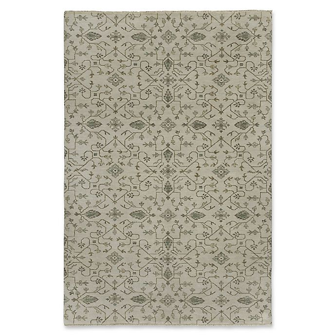 Alternate image 1 for Capel Rugs® Heavenly 10' x 14' Hand Knotted Area Rug in Grey