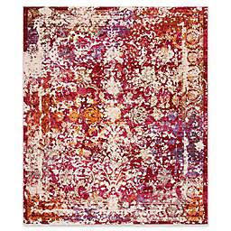 Safavieh Sutton 8' x 10' Ariel Rug in Fuchsia