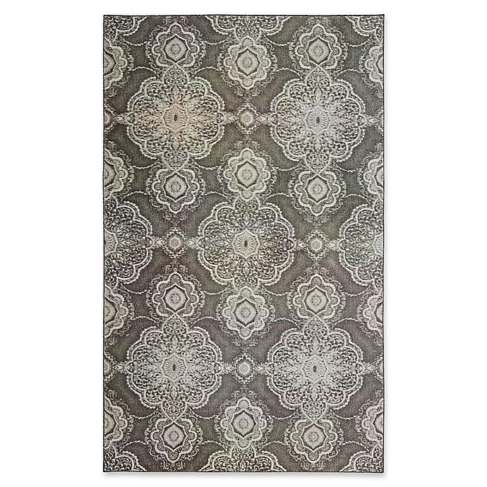 Alternate image 1 for Mohawk Home® Isabella 5' x 8' Area Rug in Grey