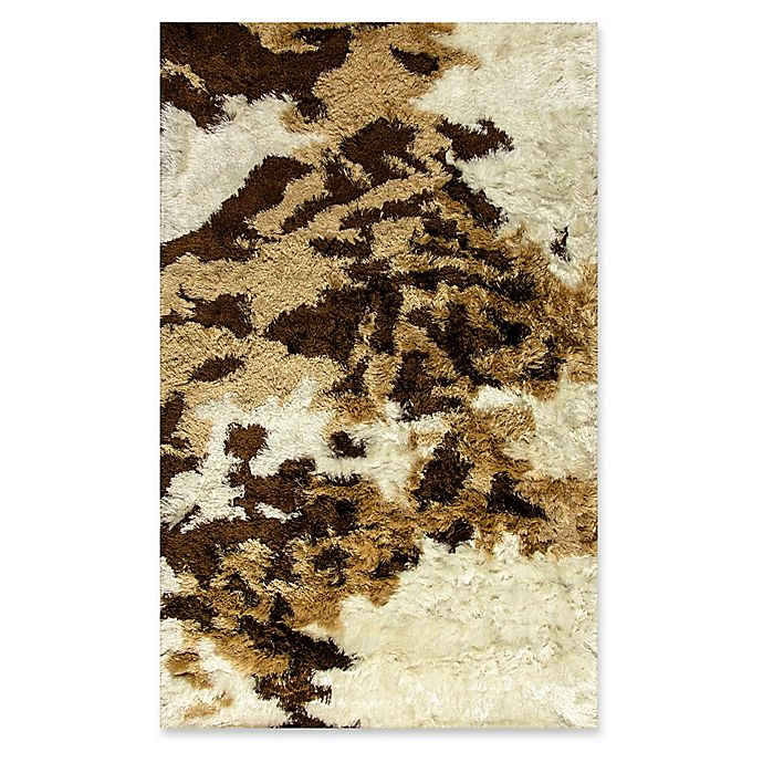 Alternate image 1 for Dynamic Rugs Downtown Loft 8' x 10' Area Rug in Ivory/Beige/Brown