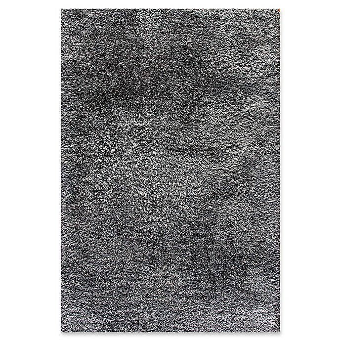 Alternate image 1 for Dynamic Rugs Forte Hand-Tufted 8' x 10' Area Rug in Black/White