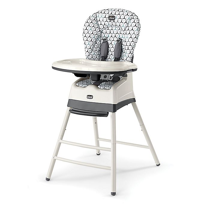 Alternate image 1 for Chicco® Stack™ 3-in-1 High Chair in Verdant