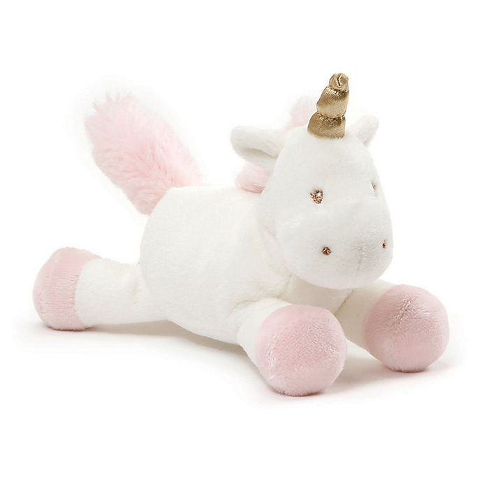 Alternate image 1 for GUND® Luna Unicorn 7-Inch Plush Toy in White