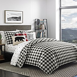 Eddie Bauer® Mountain Plaid Duvet Set