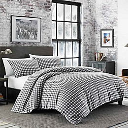 Eddie Bauer® Preston Flannel Duvet Cover Set