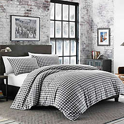 Eddie Bauer® Preston Flannel Duvet Cover Set