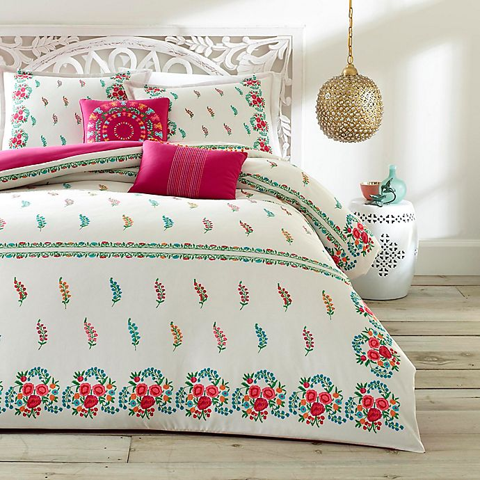 Alternate image 1 for Azalea Skye® Myra King Comforter Set in Natural