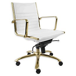 Euro Style® Dirk Low Back Office Chair