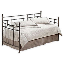 Hillsdale Furniture Providence Suspension Deck Daybed in Bronze
