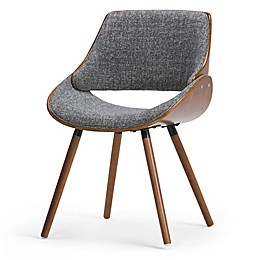 Simpli Home™ Wood Upholstered Dining Chair