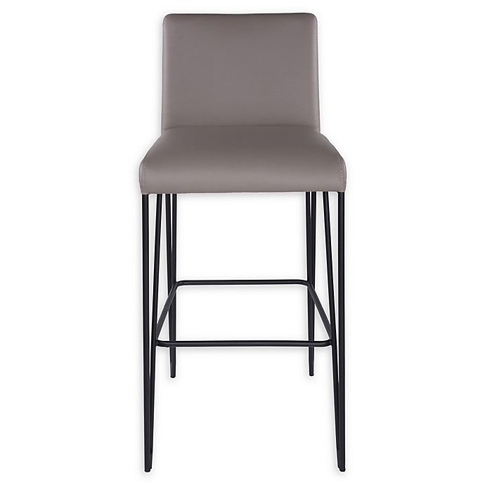 Alternate image 1 for Euro Style® Amir Bar Stool