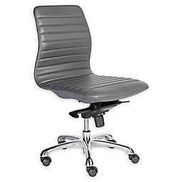 Euro Style® Everett Office Chair in Gray