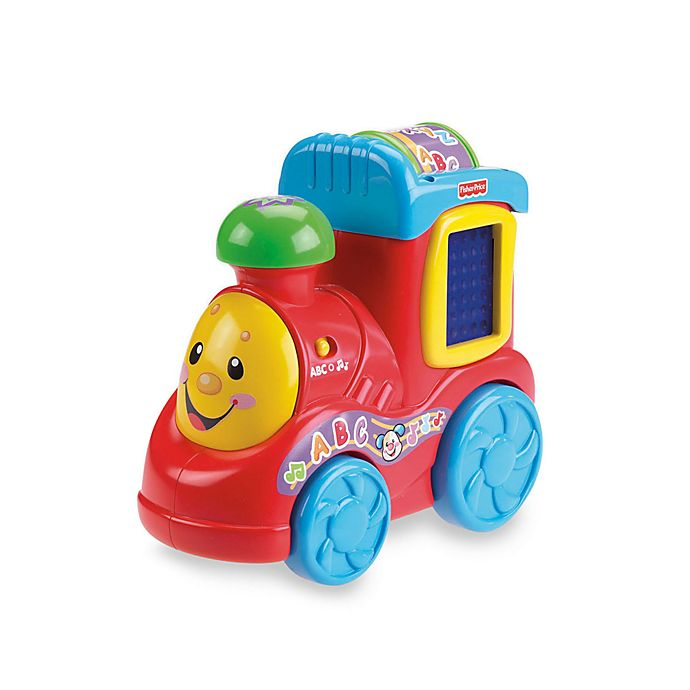 Fisher-Price® Laugh & Learn™ ABC Train   Bed Bath & Beyond