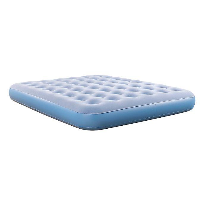 Simmons Beautysleep Smart Aire Air Mattress In Blue