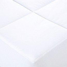 Wamsutta® Dream Zone® 500-Thread-Count Cotton Filled Mattress Pad in White