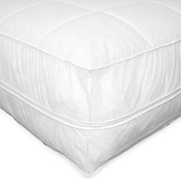 Everfresh All-In-One Waterproof Twin XL Mattress Pad and Protector
