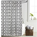 Madison PEVA 70-Inch x 72-Inch Shower Curtain Liner in Grey