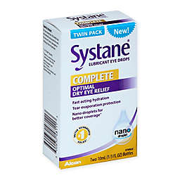 Systane® Complete 2-Pack 0.33 oz. Eye Drops