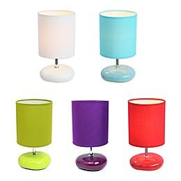 Simple Designs Mini Egg Ceramic Lamp Collection