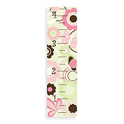 WallPops!® Wall Decals Growth Chart in Flowers and Butterflies