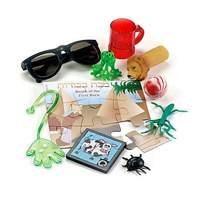 Rite Lite Passover Bag of Plagues Toys