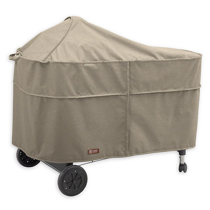 Alternate image 1 for Classic Accessories® Montlake FadeSafe® Weber® Performer® Grill Cover