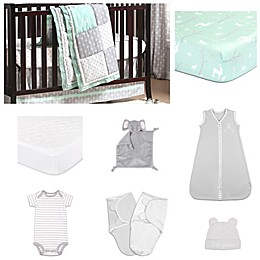 The Peanutshell™ Woodland Crib Bedding Collection