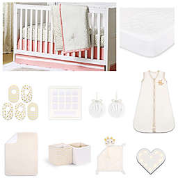 The Peanut Shell™ Confetti Crib Bedding Collection