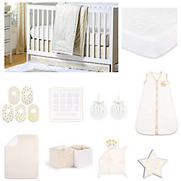 The Peanut Shell™ All That Glitters Confetti 18-Piece Nursery Essential