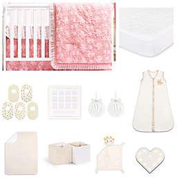 The PeanutShell™ Audrey 18-Piece Nursery Essentials Set