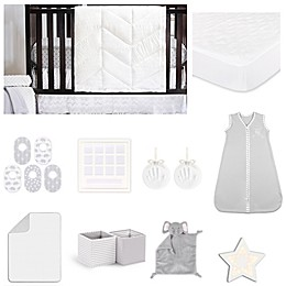 The Peanutshell™ Taylor Crib Bedding Collection