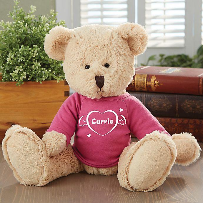 Alternate image 1 for Cuddles Of Love Teddy Bear